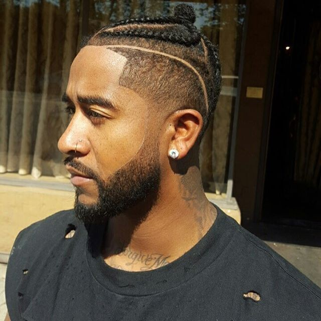 Salute Omarion Pulls Off Three Hairstyles In One Instagram Post