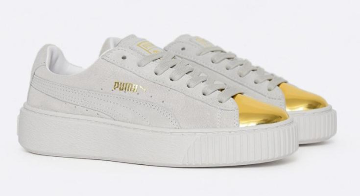 "d0d42b6f229 Checkout For Puma Suede Platform ""Gold Toe"" Pack - AFRICAN HITZ"