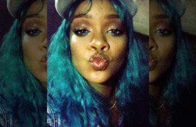 rihanna-blue-hair