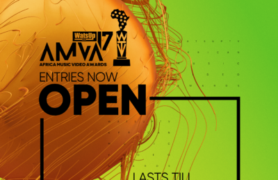 WatsUp TV Africa Music Video Awards 2017 Open Nomination 1