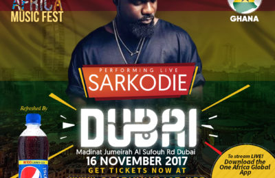 OAMF DUBAI FLYER 2017 Sarkodie (Post)